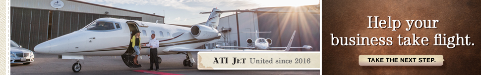 ATI Jet – Help your business take a flight.